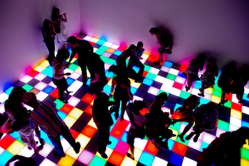 Disco Image by PTGreg, shared under a Creative Commons Licence