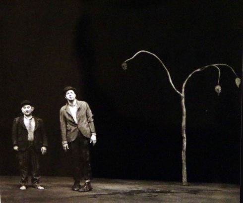 Waiting for Godot image by Mike Steele